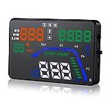 Fansport Q7 Kopf Hoch Anzeige Auto HUD Over Speed Warnung GPS Windschutzscheibe Projektor