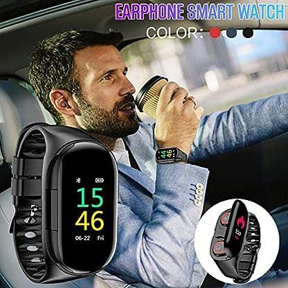 2-in-1-Smartwatch-mit-kabellosen-Bluetooth-Kopfhrern-M1-AI-Armband-Und-Bluetooth-KopfhRerintegrierte-TWS-drahtlose-Bluetooth-kopfhrer-Blut-pulsmesser-kcal-Sport-smart-Armband-Lange-Zeit-Standby