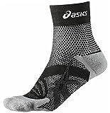 asics Marathon Sock black Größe 47-49 2016 Laufsocken