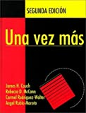 Una vez más: repaso detallado de las estructuras gramaticales del idioma español by James H. Couch (1992-08-31)
