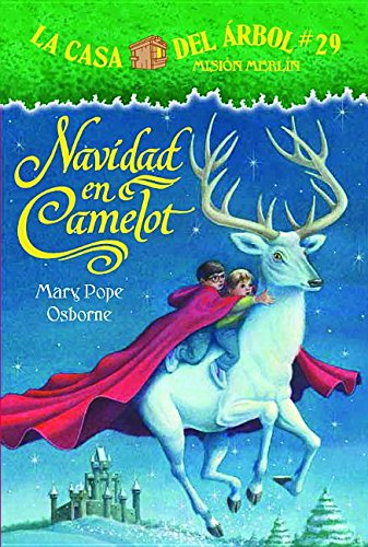Navidad En Camelot (La Casa Del Arbol: Mision Merlin / Magic Tree House: Mission Merlin)
