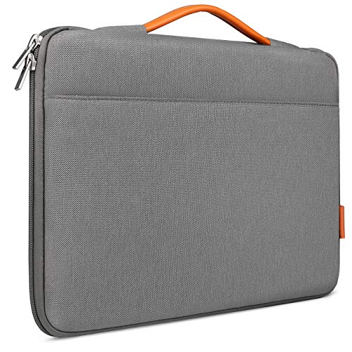 Inateck 13/13.3/13.5 Zoll Laptop Hülle Tasche Sleeve Case Kompatibel 13.3 Zoll MacBook Air 2018-2012/MacBook Pro 2018-2012/Surface ProX/7/6/5/4/3/13.5 Zoll Surface Laptop3/2/2017/Surface Book