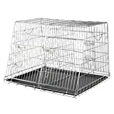 Best Dog Crates - Trixie 3930 Transport Cage Double 93 68 79 Review