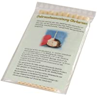 Ohrenkerze mit Bienenwachs 2 Stk preisvergleich bei billige-tabletten.eu