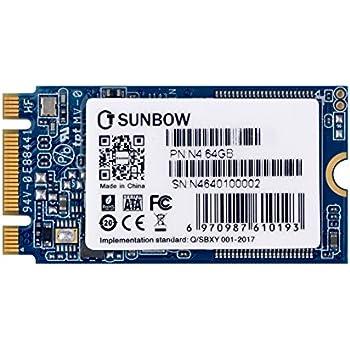 TCSUNBOW M.2 2242 60GB 64GB SSD NGFF 60GB 64GB Solid State Drive ...