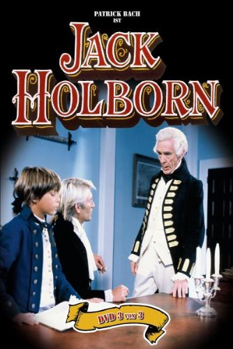 Jack Holborn, DVD 3 gebraucht kaufen  Wird an jeden Ort in Deutschland