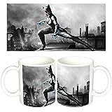 Batman Arkham City Armored Edition Catwoman A Taza Mug