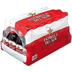 Estrella Del Sur Cerveza - Paquete de 24 x 250 ml