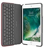 Logitech CANVAS Tastatur-Case iPad mini, 2, 3 Rot