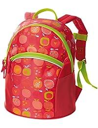 Preisvergleich für sigikid, Mädchen, Kinder Rucksack klein, Apfelherz, Rot, 24637