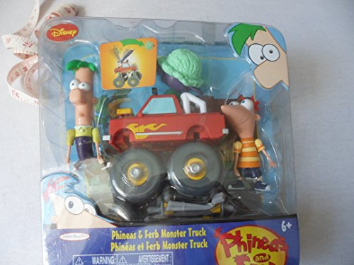 Phineas and Ferb - Phineas & Ferb Monster Truck