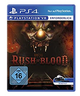 Until Dawn: Rush of Blood (B01KTBX5S8) | Amazon Products