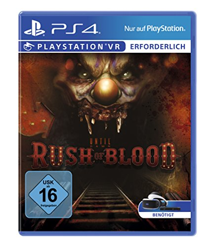Until Dawn: Rush Of Blood [Importación Alemana]