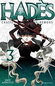 Hadès Chasseur de Psycho-démons Edition simple Tome 3