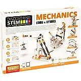 Engino Discovering Stem Mechanics Cams & Cranks Building Kit by Engino