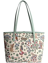 Signare Womens Tapestry Fashion College Shoulder Tote Bag