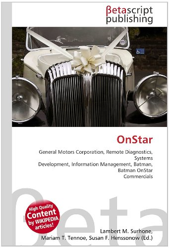 onstar-general-motors-corporation-remote-diagnostics-systems-development-information-management-batm