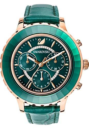 Swarovski Damen-Uhren Analog Quarz One Size Leder 87631753