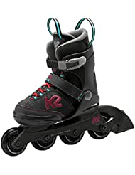 K2 Inline-Skates VELOCITY JR BOYS 1 Black-Red