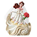ENESCO 4045444 Disney Showcase, Belle Hochzeit Figur
