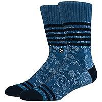 Preisvergleich für Stance Briar Classic Crew Socks - Perrywinkle Medium