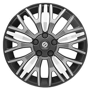 'ASD Tech SP 1350x Pack 4Radkappen Design Sparco xtraleggera 13schwarz/grau/silber