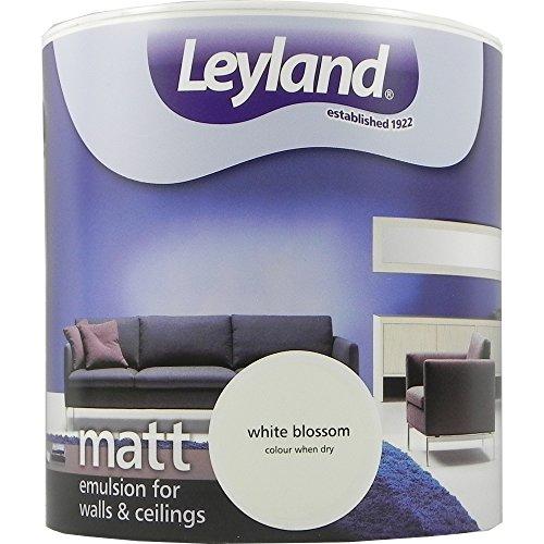 leyland-paint-water-based-interior-vinyl-matt-emulsion-white-blossom-25-litre