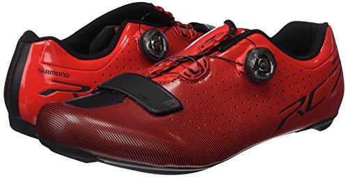 Shimano SH-RC7R Schuhe Unisex red 2017 Mountainbike-Schuhe Red