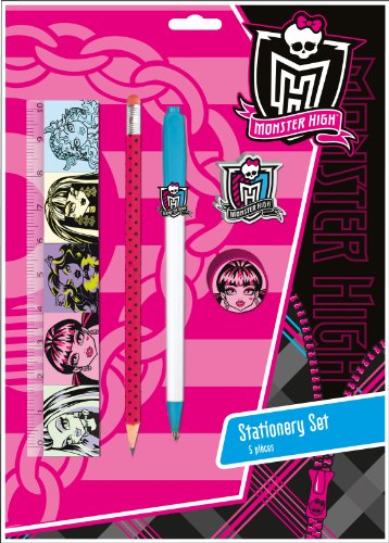 Monster High MON5372 - Fourniture Scolaire - Set...