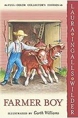 Farmer Boy (Little House (HarperTrophy)) Paperback