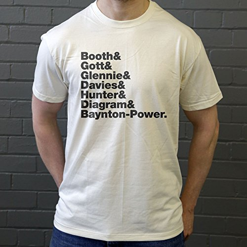 James Line-up Men's T-Shirt
