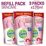 Dettol Liquid Handwash - 175 ml (Skincare, Buy 2 Get 1 Free)