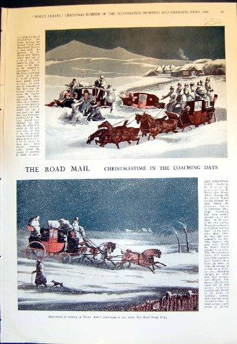 Straße Post-Weihnachtszeit-AnleitungsTagesBerühmte Frauen-Geschichte 1937