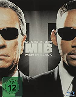 Men in Black 3 - Steelbook [Blu-ray]