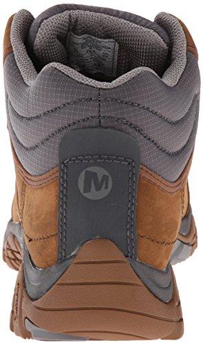Merrell Moab Rover Mid Wtpf, Chaussures Bébé marche homme MERRELL TAN
