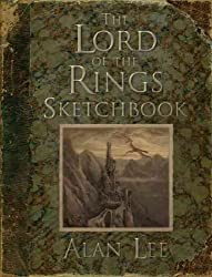 (THE LORD OF THE RINGS SKETCHBOOK ) By Lee, Alan (Author) Hardcover Published on (10, 2005)