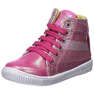 Agatha Ruiz De La Prada Mädchen 181946 Kurzschaft Stiefel, Pink (181946/A/Amz Freesia (Ultrasude), 26 EU