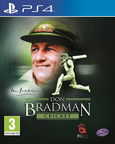 Don Bradman Cricket (PS4)