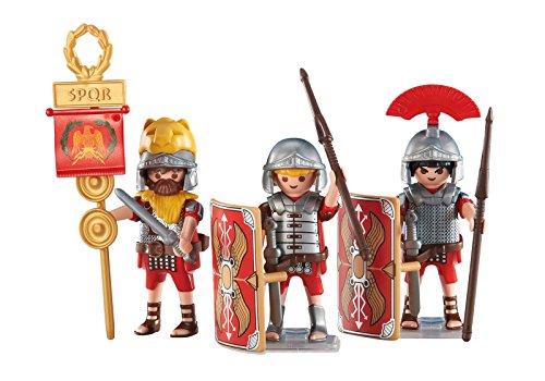 Preisvergleich Produktbild Playmobil 6490 3 römische Soldaten (Folienverpackung)