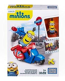 ToyzMag » Moi, moche et méchant : les Minions par Mega Bloks