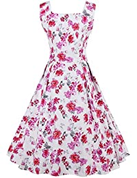 Valin M128218D Robe de bal Vintage pin-up 50's Rockabilly robe de soirée cocktail,S-XXXXL