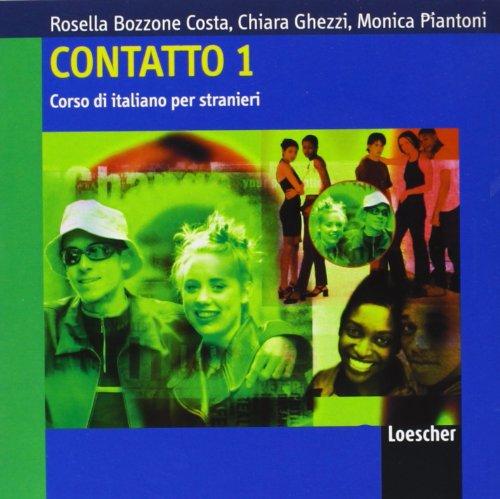 Contatto. Per la classe 1ª. 2 CD Audio [Edizione: Germania]