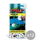 Set 12 StiroMOLL Telo Per Asse Da Stiro 145X47 Cm. ART.0442B Bucato