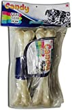 #6: Candy Pressed Dogs Bone- Pack of Two(6.5inch)