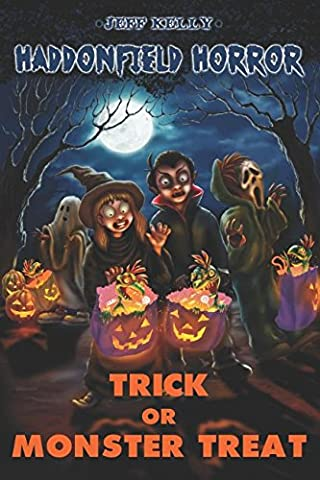 Trick or Monster Treat