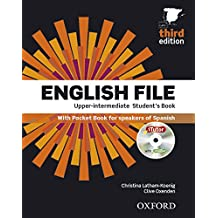 English File Upper-Intermediate: Student's Book Work Book Without Key Pack (3rd Edition) (English File Third Edition)