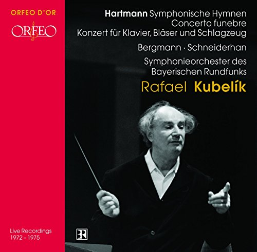 Hartmann / Symphonic Hymns