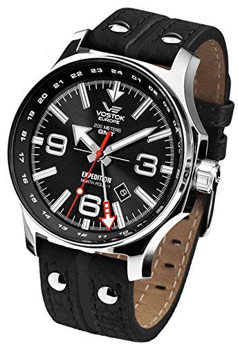 Vostok Europe Expedition North Pole 1 Dual Time 515.54H-595A500