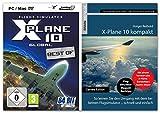 BUNDLE -- X-Plane 10 - Global 32- & 64Bit Version - & - Lösungsbuch: X-Plane 10 kompakt von Holger Reibold