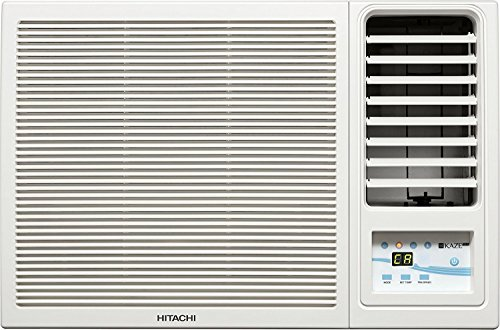 Hitachi RAW312KWD Window AC (1.5 Ton, 3 Star, White)